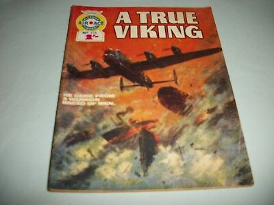 1969  Air Ace Picture Library comic no. 436