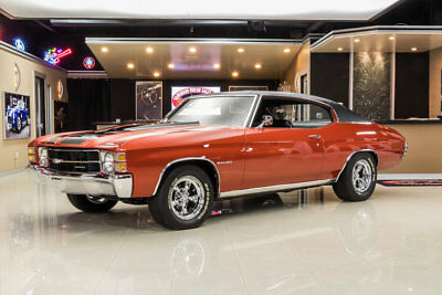 1971 Chevrolet Chevelle  Chevelle! GM Trickflow 454ci V8 , TH400 Automatic, 12 Bolt Posi, PS, PB, Disc