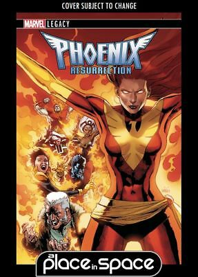 Phoenix: Resurrection - The Return Of Jean Grey #1 - 2Nd Printing (Wk07)