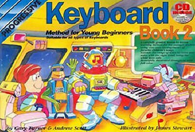 Very Good, Progressive Keyboard Method for Young Beginners: Book 2 / CD Pack, Sc