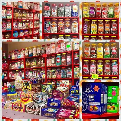 Business for sale/Shop/retail/Traditional Sweets/Chocolate/Milkshakes/candyfloss