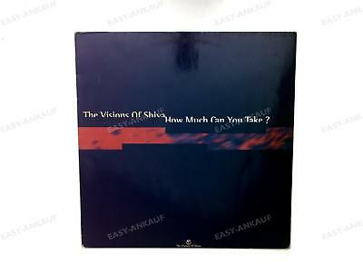 The Visions Of Shiva - How Much Can You Take? GER Maxi 1993 /4
