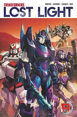 Transformers: Lost Light Volume 1 Softcover Graphic Novel