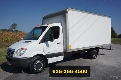 2012 Freightliner 3500 Sprinter 15ft Box delivery 15ft box truck diesel 1 owner