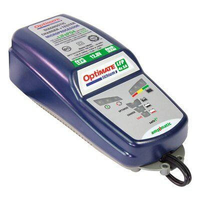 Optimate LIthium  LFP 4s 5A Advanced Diagnostic Battery Charger and Tester