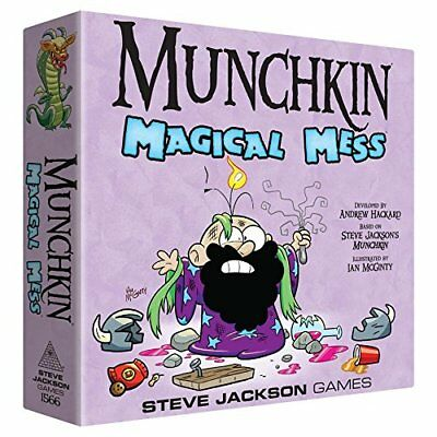 Munchkin Side Quests BRAND NEW
