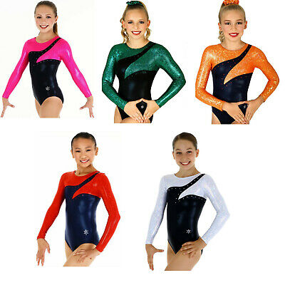 34fe1e7a6d6c NEW!! STARLIGHT GYMNASTICS Competition Leotard by Snowflake Designs ...