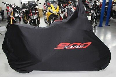 Craftride Motorcycle Cover XL for Aprilia RSV Mille// 1000 R Mille Shiver 900 bl-rd