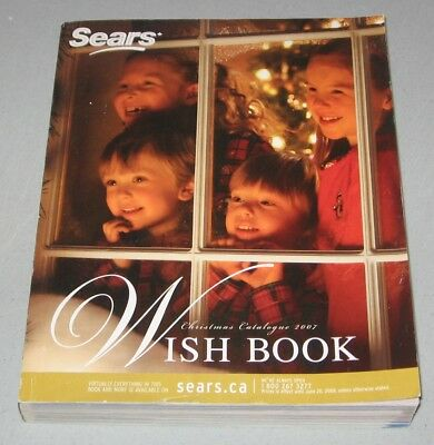 2007 Sears Christmas Wish Book Catalog - Toys - Simpsons-Sears Canada