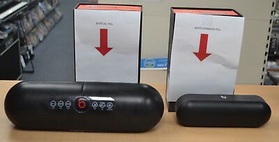 Beats Pill by Dr. Dre XL Portable Bluetooth Speaker In BLACK