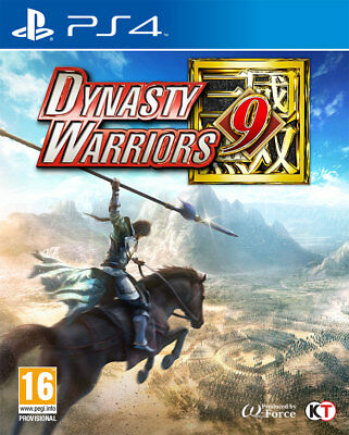 Dynasty Warriors 9 (PS4)  BRAND NEW AND SEALED - IN STOCK - QUICK DISPATCH