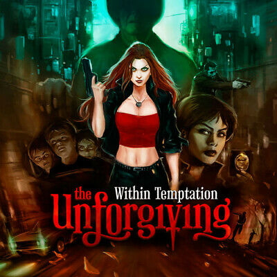 Within Temptation : The Unforgiving CD (2018) ***NEW***