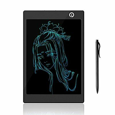 Lcd Writing Tablet, 9.7 Inch Portable Graphic Drawing Board Colorful Electronic