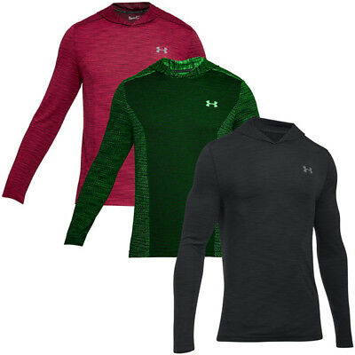 Under Armour Threadborne Seamless Hoodie Men Training Kapuzen Pullover 1298912