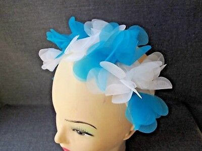 Vintage Nice Design Andre Fantasies Originals Flowering Fabric Headband Unused 2