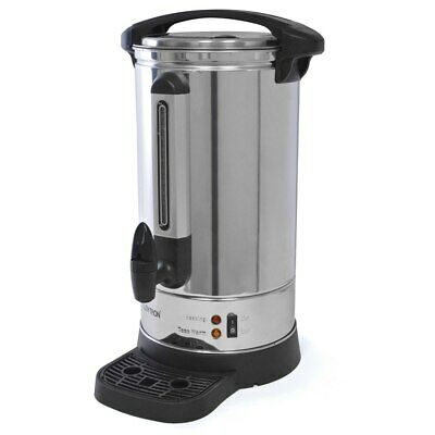 10 Ltr Stainless Steel Catering Hot Water Boiler Commercial Coffee Tea Urn 1500W