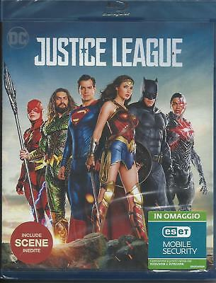 Justice League (2017) Blu Ray