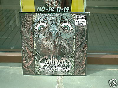 Caliban - Say Hello To Tragedy - LP Vinyl incl. CD /// Neu & OVP