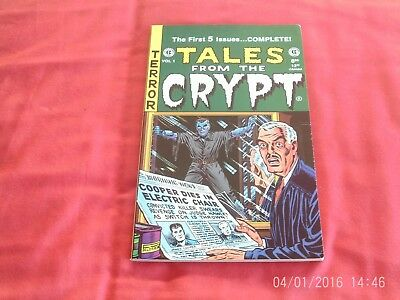 Tales From The Crypt Volume 1 comic book