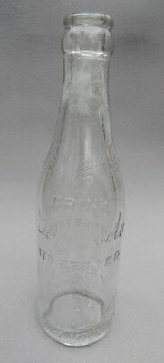 1920's Gay Kola 6 1/2 Oz Soda Bottle - Rocky Mount North Carolina NC