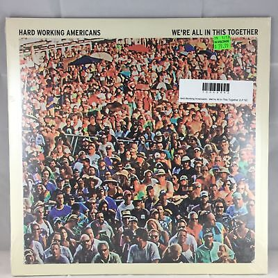 Hard Working Americans - We're All In This Together 2LP NEW