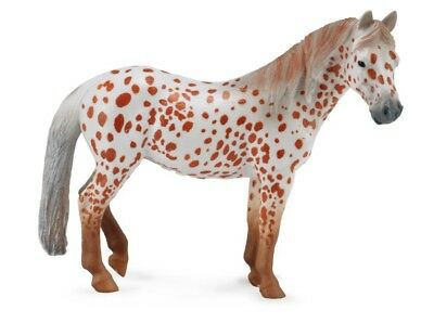 Breyer CollectA 88750 British Spotted Pony Ch leopard exceptional miniatures<><