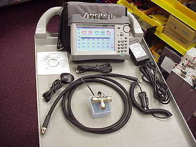 Anritsu S331L Sitemaster Test Set 2Mhz-4Ghz Freq Range-In Inventory Today