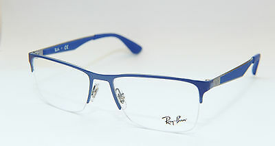 Spectacles Frame Rayban RB 6335 in Metal Wire Nylon New Original Discount