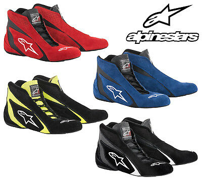 Alpinestars SP Race / Racing / Rally Boots Shoe Car FIA Approved 8856-2000 New