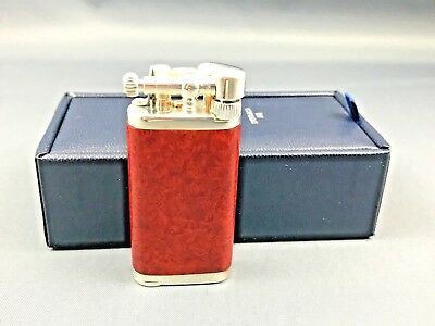 IM Corona Pure Briar Old Boy pipe pipa lighter - Made in Japan rare collectible