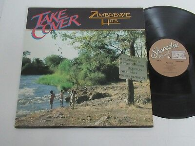Various Artists/take Over-Zimbabwe Hits-Compilation  Lp 1986 Usa Shanachie-43045