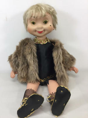 Vintage American Character Whimsies Fanny The Flapper Doll
