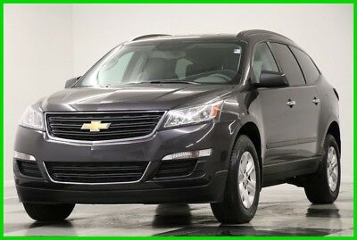 2015 Chevrolet Traverse LS Camera Tungsten Metallic SUV For Sale 2015 LS Camera Tungsten Metallic SUV For Sale Used 3.6L V6 24V Automatic FWD SUV