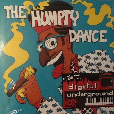 "Limited Edition 3 Track 12""  DIGITAL UNDERGROUND   The Humpty Dance   NEW / MINT"
