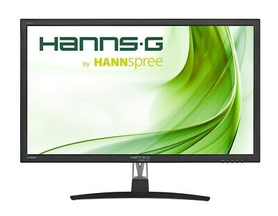 Hanns-G HQ272PPB 27 inch LED IPS Monitor - 2560 x 1440, 5ms, Speakers, HDMI
