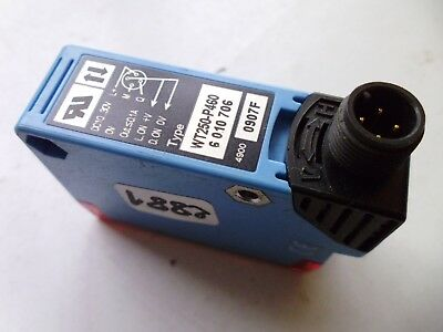 WT250-P460 SICK detecteur photoelectric sensor 10..30VDC 150...500mm
