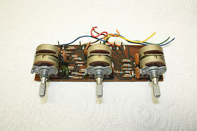 Marantz 2230 Stereo Receiver Parting Out Tone Control Board