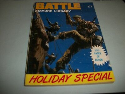 1990  Battle Picture Library Holiday Special