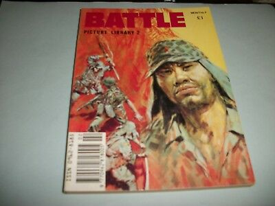 1991  Battle Picture monthly no. 2