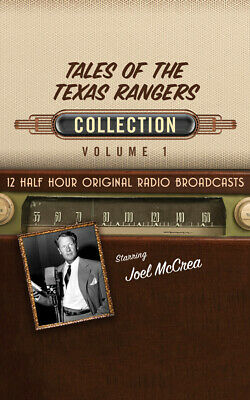 Tales of the Texas Rangers, Collection 1