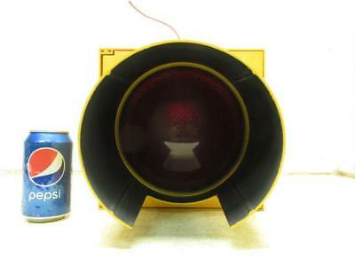 """Cool 8"""" Eagle Traffic Street Signal RED Stop Light Man Cave Decor #7"""