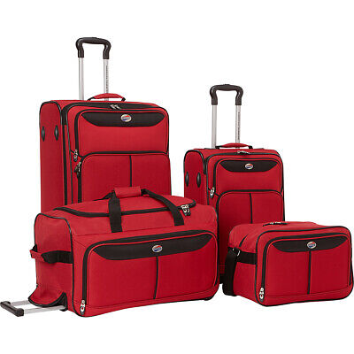 American Tourister Westerly 4 Piece Luggage Set - eBags