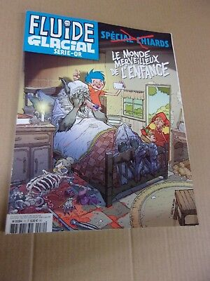 """""""FLUIDE GLACIAL - SERIE-OR, no 70"""" (2015) 100 PAGES / SPECIAL CHIARDS"""