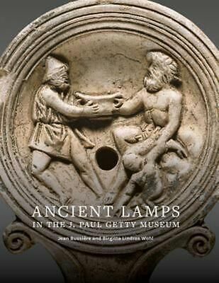 Ancient Lamps in the J Paul Getty Museum by Jean Bussiere Paperback Book Free Sh