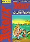 Asterix and the Golden Sickle,GOOD Book