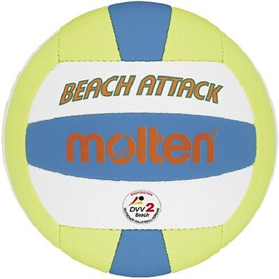 "SCHOOL Molten Beachvolleyball ""Beach Attack"" (Gr. 5) 141294"