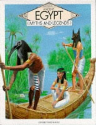 Ancient Egypt (Myths & legends) Book Book The Fast Free Shipping