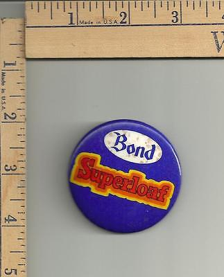 1 Bond bread superloaf pin used
