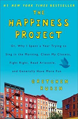 The Happiness Project by Rubin, Gretchen Book The Fast Free Shipping