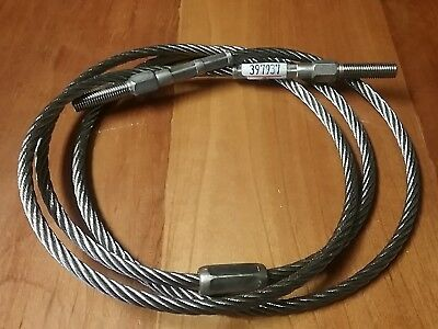 Evinrudejohnson Trolling Motor Bow Arm Cable Nos 397937 Pb 1